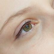Wimpernkranzverdichtung Eyeliner
